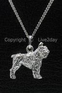 Honden zilver - groot - B  (52)