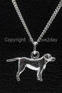Honden zilver - groot - E  (10)