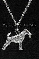 Honden zilver - groot - F  (10)