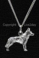 Honden zilver - groot - S  (34)