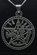 Eliphas-Levi's Pentagram (3)