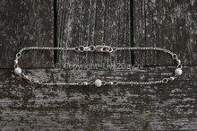 Zilveren Enkel kettingen (4)