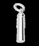 Zilveren Amsterdammertje ketting hanger nr. 2_
