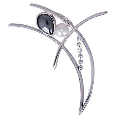 Zilveren sterrenbeeld hanger - design Steenbok