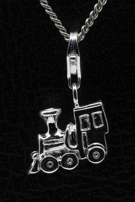 Zilveren Locomotief hanger én bedel